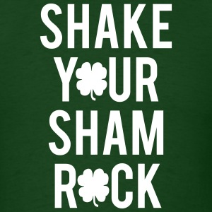 Shake Your Sham Rock - Men's T-Shirt