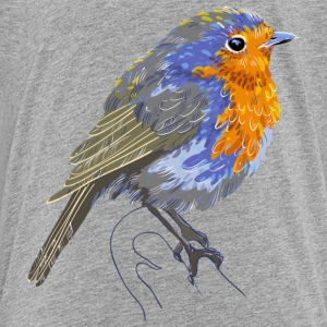 Colorful Bird Kids' Shirts - Kids' Premium T-Shirt