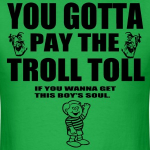 Troll Toll - Boys Soul - Men's T-Shirt