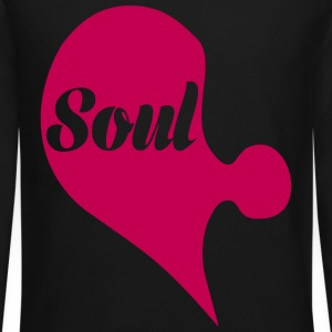 Soul Long Sleeve Shirts - Crewneck Sweatshirt