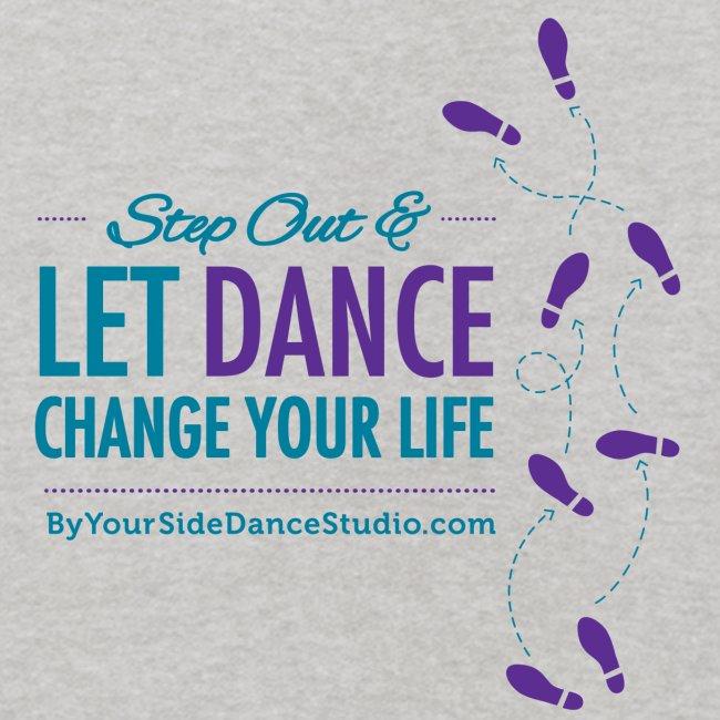 Kids Sweatshirt - Let Dance Change Your Life