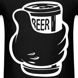 Mickey Beer - Men's T-Shirt