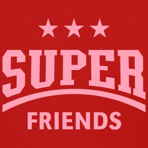 Super Friends Women's T-Shirts - Women's T-Shirt