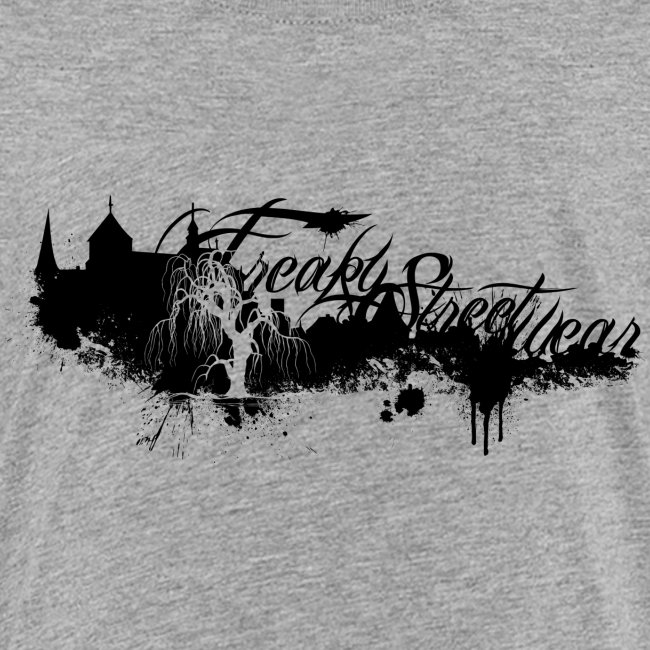Freaky Streetwear - from MG black