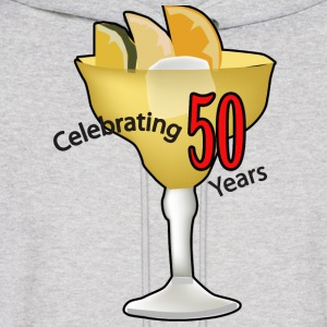 Celebrting 50 years - Men's Hoodie