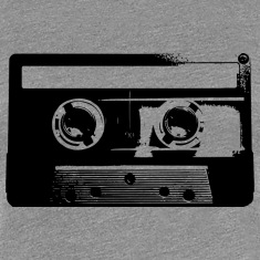 Cassette Tape - 80s - Vintage - Retro - Music Women's T-Shirts