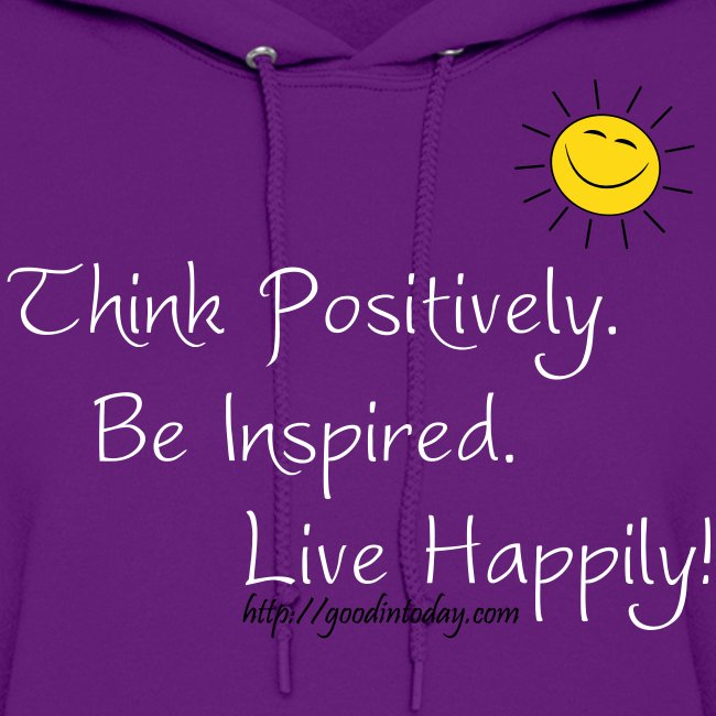 Think, Be, Live!