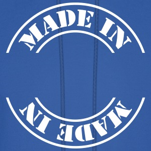 made_in_m1 Hoodies - Men's Hoodie