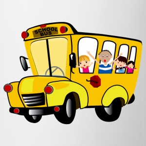 School Bus - Coffee/Tea Mug