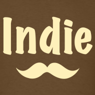 Design ~ Indie Stache (Men's)