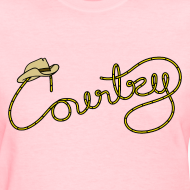 Design ~ Country's Lasso (Women's)