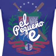 Design ~ El Pequeño E woman's shirt