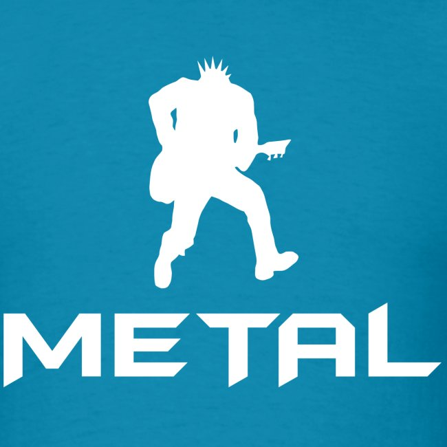 Metal T-Shirt (Men's)