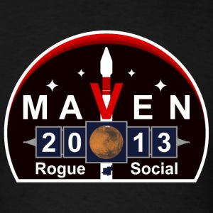 MAVEN Rogue Social T-Shirts - Men's T-Shirt