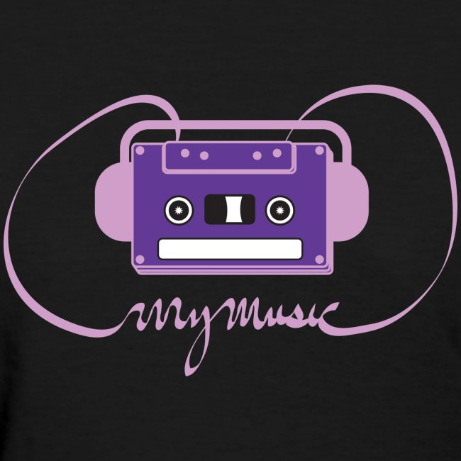 Scene's MyMusic Shirt (Women's)