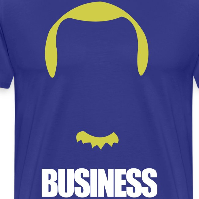 Business in the Front, Party in the Back - Dirk Shirt