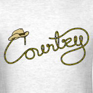 Design ~ Country's Lasso (Men's)
