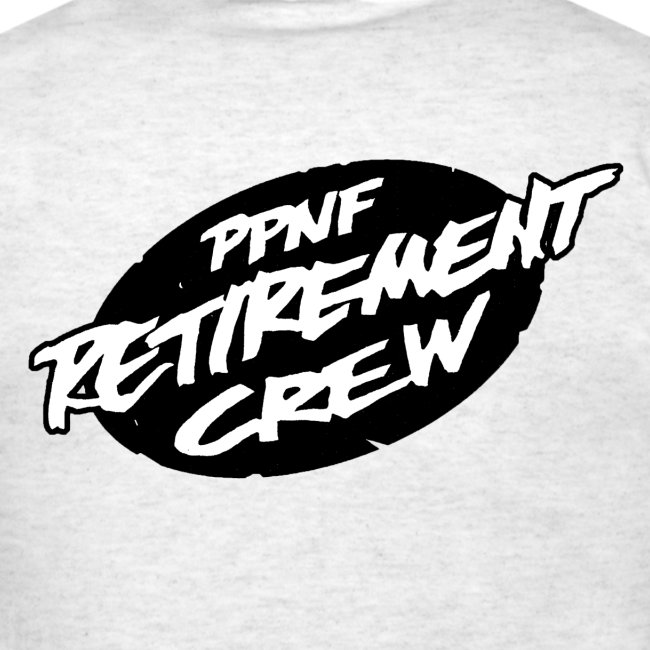 PPNF retirement Crew Back, PYT front