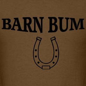 Barn Bum  - Men's T-Shirt
