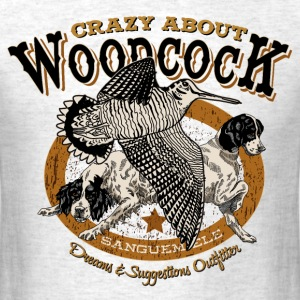crazy_woodcock T-Shirts - Men's T-Shirt