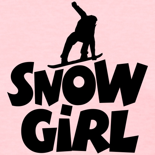 Snowgirl Snowboard 2