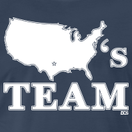 Design ~ America's Team shirt