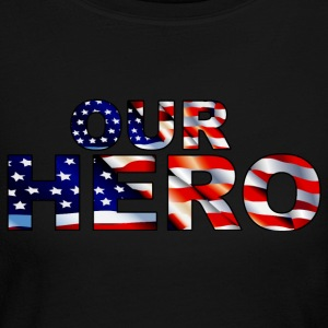 Our Hero - Women's Long Sleeve Jersey T-Shirt
