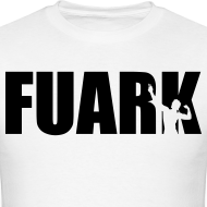 Design ~ Zyzz Silhouette FUARK t-shirt