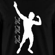 Design ~ Zyzz Silhouette Veni Vici Vici Calli t-shirt