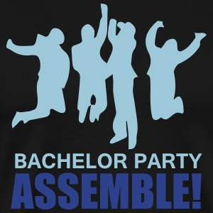 Anchorman Bachelor party tshirt - Men's Premium T-Shirt