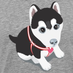 Dog - Pet - Animals - Husky T-Shirts