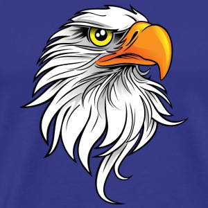 Eagle - Bird - Patriotic T-Shirts - Men's Premium T-Shirt