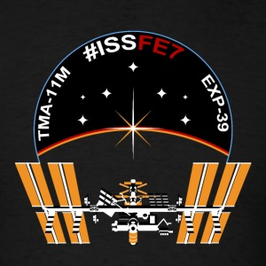 ISS FE7 Simple T-Shirts - Men's T-Shirt