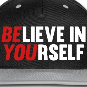 BE YOU Caps - Snap-back Baseball Cap