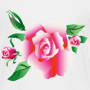 Roses - Toddler Premium T-Shirt