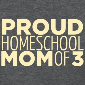 Proud Mom of 3 - Women's T-Shirt