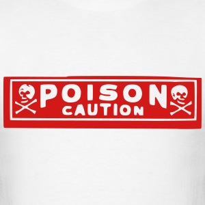Poison T-Shirts - Men's T-Shirt