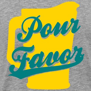Pour Favor T-Shirts - Men's Premium T-Shirt