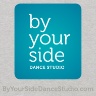 Design ~ Kids Sweatshirt - By Your Side logo