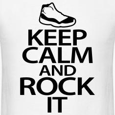 keep calm and rock it T-Shirts