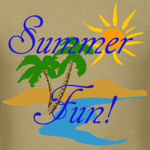 all_summer_long T-Shirts - Men's T-Shirt