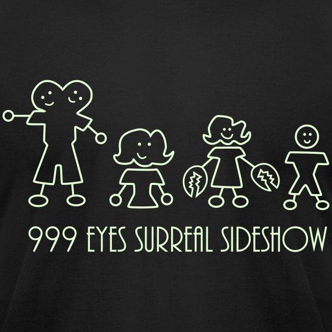 999 EYES Glow 'n Dark