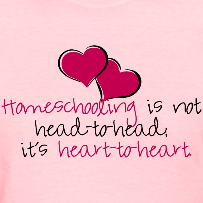 BEST SELLER- Homeschooling is Heart-to-Heart