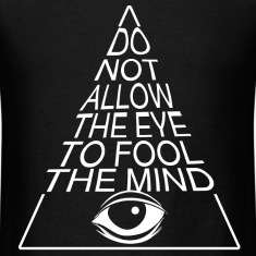 illuminati eye T-Shirts