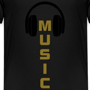 Music DJ Dubstep Shirt Baby & Toddler Shirts - Toddler Premium T-Shirt