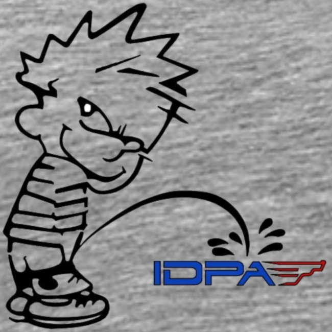IDPA Shooter T-shirt (alternate)