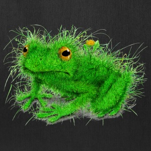 Grass Frog - Tote Bag