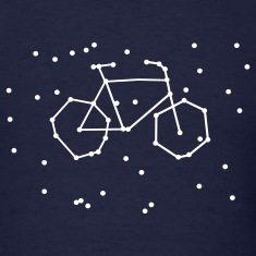 bike constellation T-Shirts