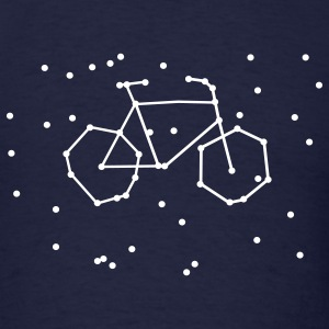 bike constellation T-Shirts - Men's T-Shirt