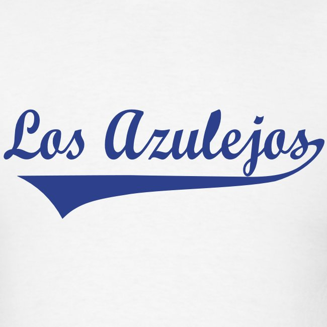 Men's Los Azulejos - Birdback, white